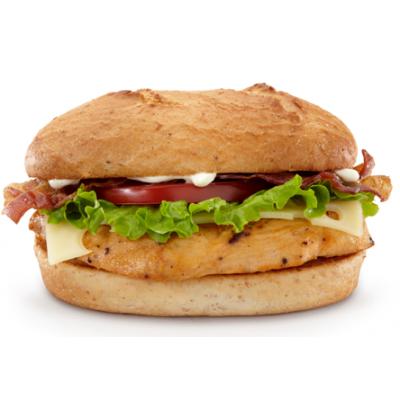 Куриный  бутерброд.