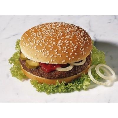 """Бутерброд  """"С котлетой и солёным огурчиком"""""""