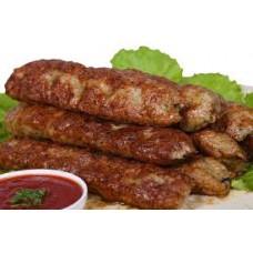 Люля кебаб (свинина,телятина)