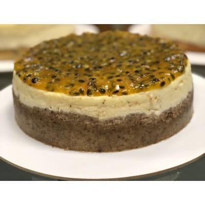 Десерт Манго -маракуйя