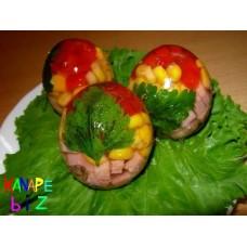 Желейно-мясные яйца