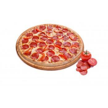 "Пицца ""Пепперони"" с помидором 30 см."