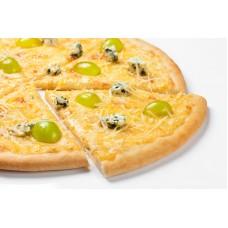 """Пицца """"сырная"""" с виноградом 40 см."""