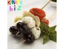 Заказать овощные канапе Киев
